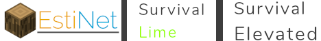 [★★★][1.16.4 Support](ノ◕ヮ◕)ノ*:・゚✧[EstiNet Survival/Creative/More] ✧゚・: *ヽ(◕ヮ◕ヽ)[PHANTOMS DISABLED!][★★★]