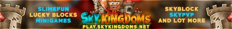 Sky Kingdoms | 1.8 - 1.12