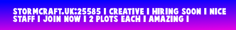 STORMCRAFT | CREATIVE |