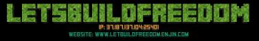 LetsBuildFreedom