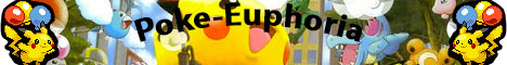 Poke Euphoria [Pixelmon 4.2.5] [24/7] [Surv] [Custom Shiny Starter List]