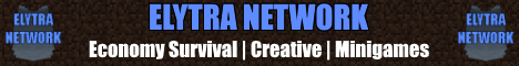 Elytra Network | Server for 1.9+