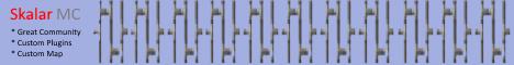 SkalarMC - [PVP][OP PRISON][24/7]