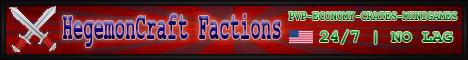 HegemonCraft Factions