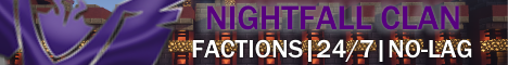 Nightfall Clan Factions (1.9.4)