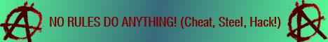 MinecraftAnarchy  (NO RULES! DO ANYTHING!)