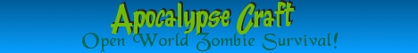 Apocalypse Craft: Open World Zombie Survival!