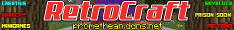 RetroCraft (Need Builders) (View Description)