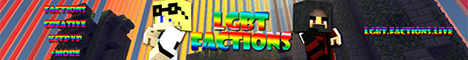 LGBTFactions Factions Creative KitPVP