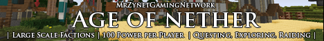 Age of Nether CLOSED | Substitute Server OPEN