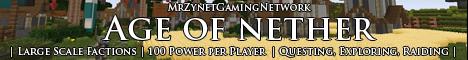 Age of Nether | MrZynet Gaming Network