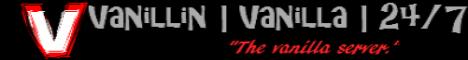 Vanillin   Survival   Creative   1.10   VANILLA WITH A KICK
