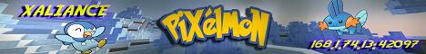Xaliance Pixelmon [1.10.2][5.0.1]