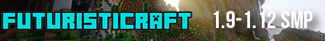 Futuristicraft [NEED STAFF AND BUILDERS]