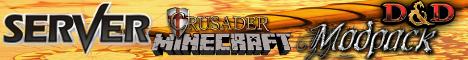 D&D Crusader HQM Mod pack