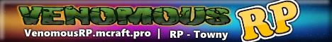 VenomousRP [Whitelist ATM]