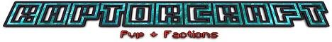 Raptorcraft PvP/Factions