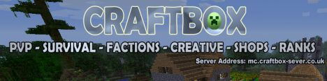 Craftbox Server