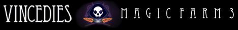 Vincedies Minecraft Server: Magic Farm 3 [Modded]