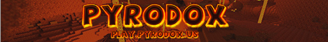 Pyrodox | New Factions server | play.pyrodox.us
