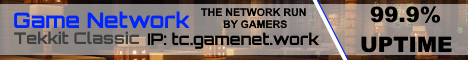Game Network Tekkit Classic