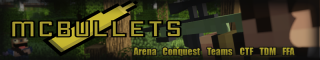 McBullets Weapons Server!