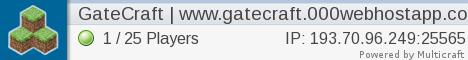 GateCraft | Faction , Minigames