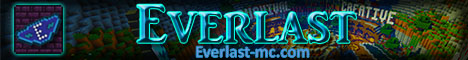[Everlast] - Custom Terrain Survival | MCMMO | Mob Arena | Creative