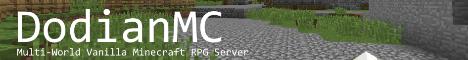Dodian MC MUD World 2 [Pre-Alpha Public Test Server NL]