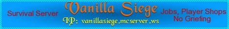 Vanilla Siege