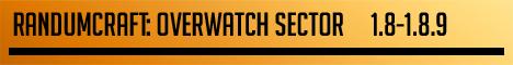 RandumCraft: Overwatch Sector