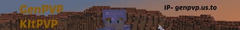 GenPVP! A Minecraft KitPVP Server!