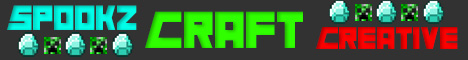 SpookzCraft 1.11 CREATIVE ENGLISH