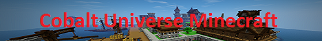 Cobalt Universe *vanilla, fly, quests, family safe*