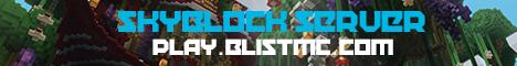 BlistMC | Skyblock PvP | Upcoming Server Network