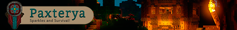 Paxterya - Sparkles and Survival!