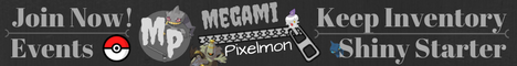 Megami Pixelmon