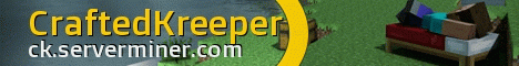 CraftedKreeper Vanilla Survival