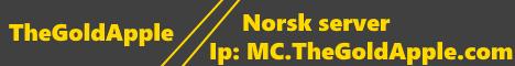 TheGoldApple Norsk server