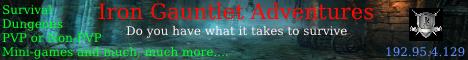 Iron Gauntlet Adventures