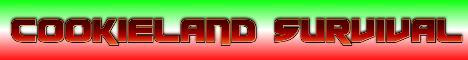 Cookieland Survival (4 Different Worlds) (Quests) (Parkour)
