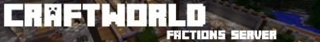 CraftWorld - 1.11x Factions
