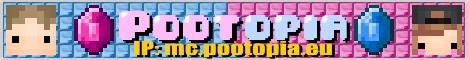 1.13.1  Pootopia   UPDATE AQUATIC   Survival   Custom Enchants   Custom Items   Pets   Events