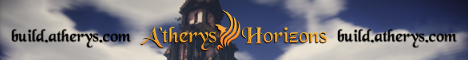 A'therys Horizons Build Server