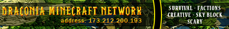 Draconia Minecraft Network