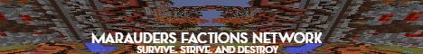 Marauders Faction Network