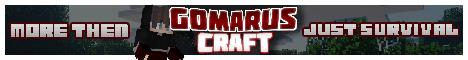 GomarusCraft - Dutch Survival Server!