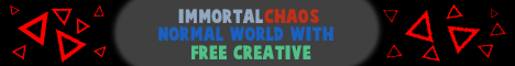 ImmortalChaos | Free Creative in normal World  ❤️ Creative