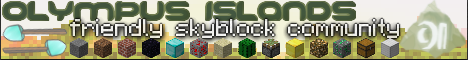 OlympusIslands(Skyblock--- Cashout System Added :D)