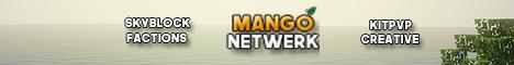 MangoNetwerk - Skyblock, Factions & Meer